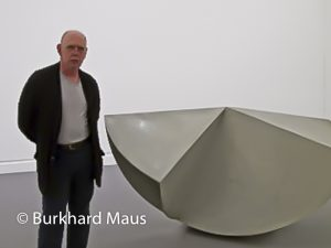 "Richard Deacon ""Untitled #1"", Musée d' Art Moderne et Contemporain de Strasbourg (Portrait)"