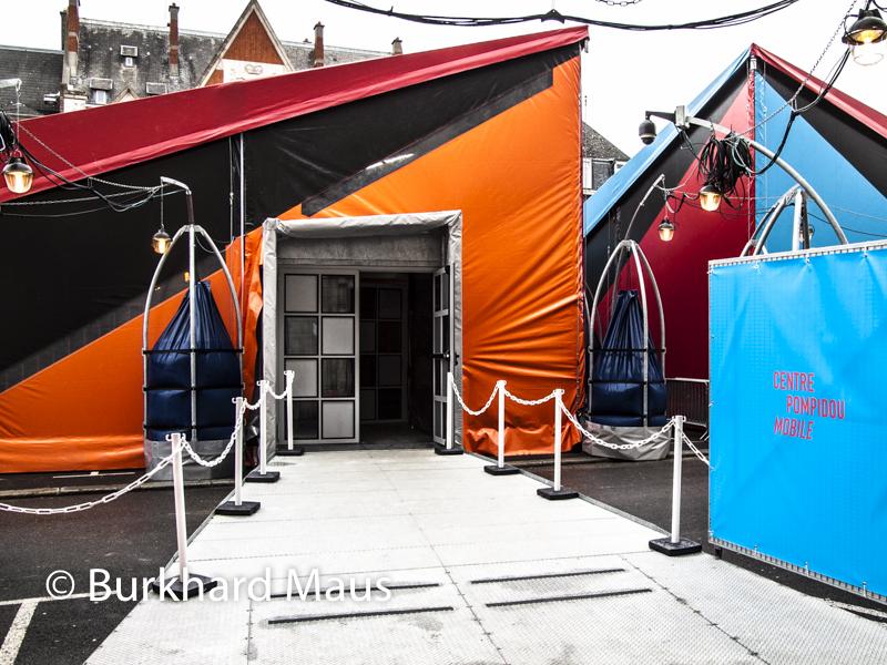 Centre Pompidou mobile, Cambrai
