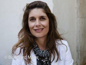 Christine Macel (Portrait)
