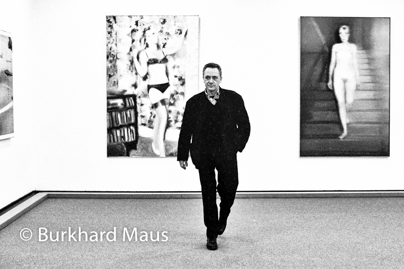 Gerhard Richter (Portrait)