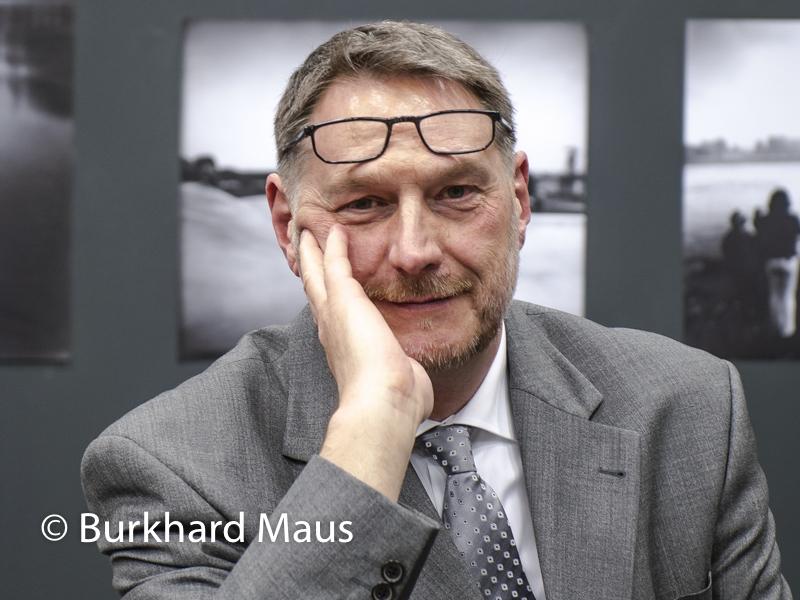 Günter Herzog (Portrait)