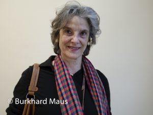 Jacqueline Burckhardt (Potrait)