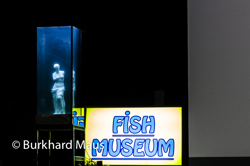 "Thomas Mailaender, ""Fish Museum"" (détail) / The Fun Archive, NRW-FORUM"
