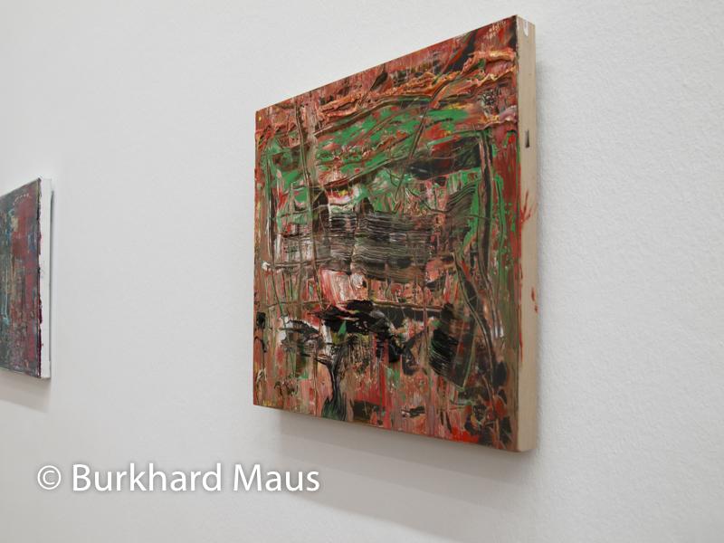 "Gerhard Richter, ""947-1"" (d´tail) (l.), ""944-8"" (r.) Museum Ludwig"