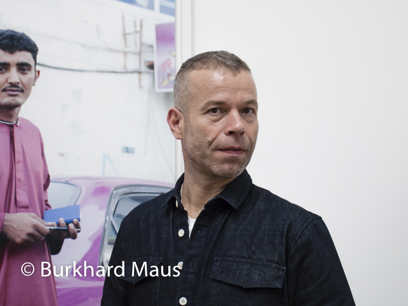 Wolfgang Tillmans (Portrait), Tate Modern London
