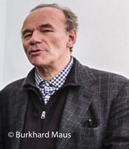 Dieter von Graffenried, Portrait