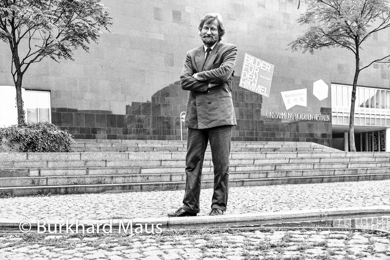 Armin Zweite, (Portrait), Kunstsammlung Nordrhein-Westfalen