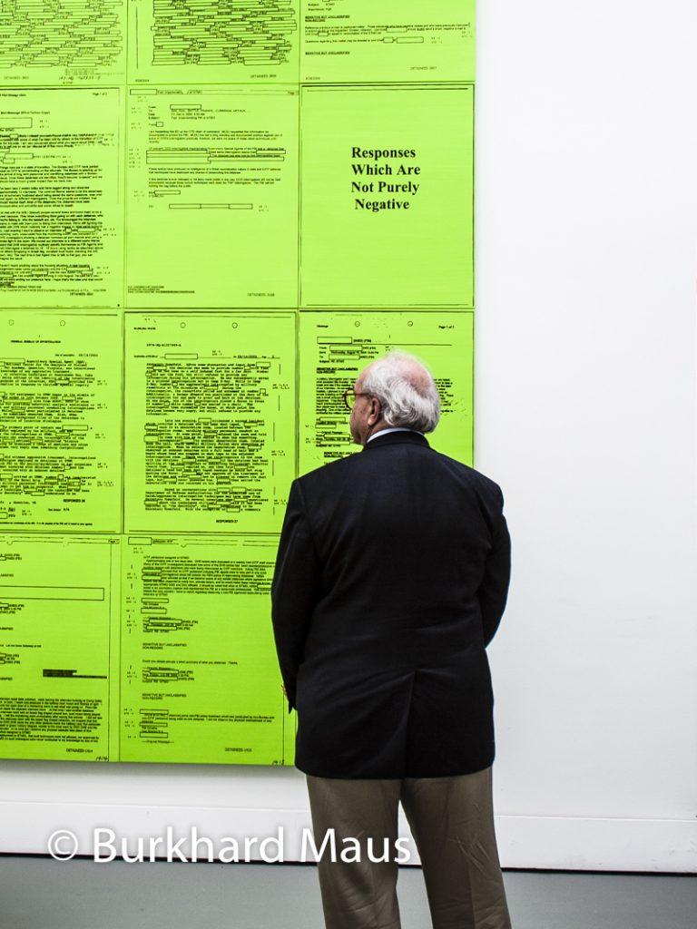 Jenny Holzer, Esposizione internazionale d'arte di Venezia 2007, Venise