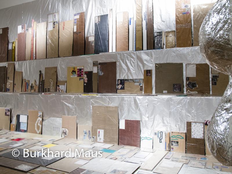 Thomas Hirschhorn, Lille métropole musée d'art moderne d'art contemporain et d'art brut