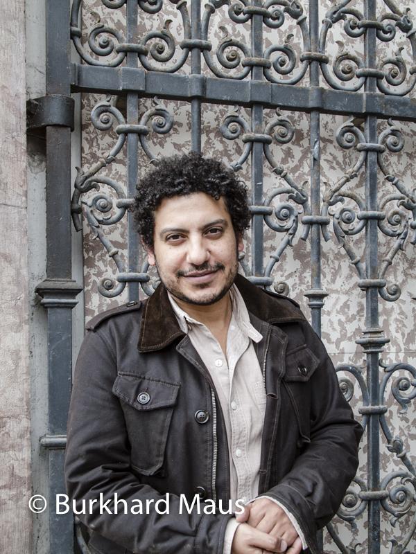 Wael Shawky, (Portrait)