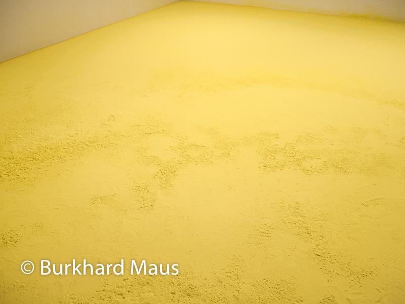 """Claude Parmiggiani, """"Luce luce, luce"""", (détal), Centre Pompidou-Metz"""