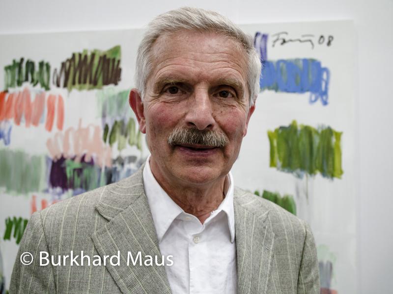 Reiner Speck, (Portrait)