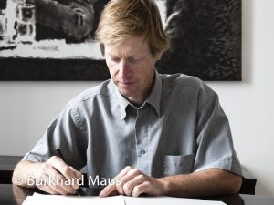 Robert Fleck, (Portrait)