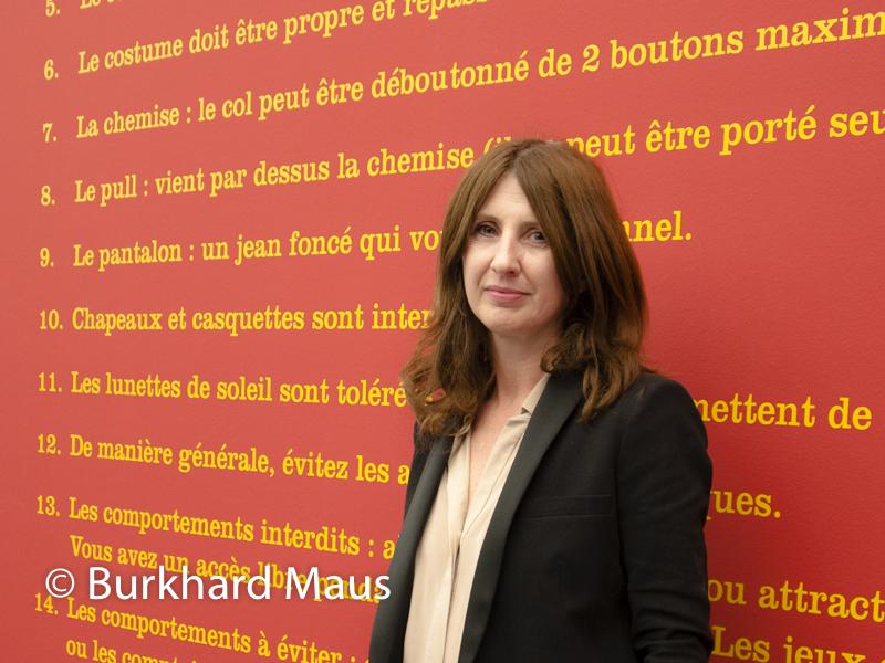 """Stéphanie Moisdon, (Portrait), (""""1984 - 1999 La Décennie"""")(détail), Centre Pompidou-Metz"""