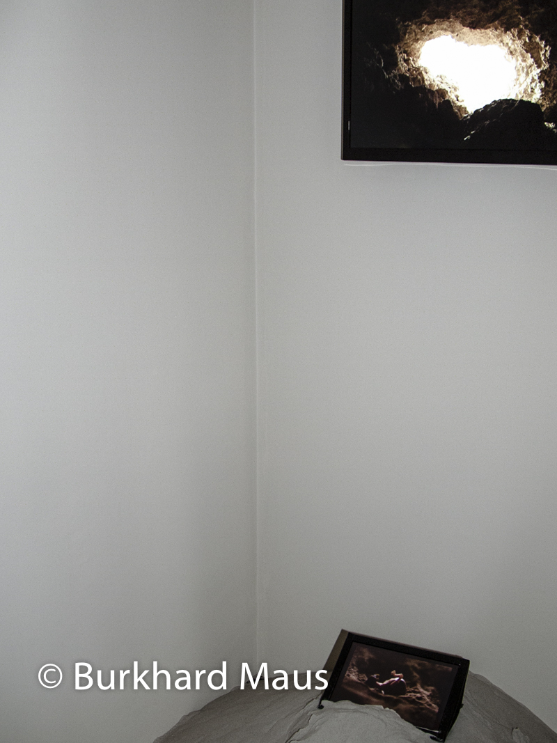 """Sophia Al-Maria, """"Le mendiant de l'univers"""" (détail), Mondialité, Villa Empain, Bruxelles"""