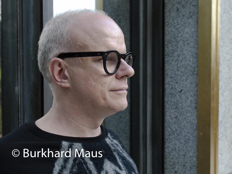 Hans Ulrich Obrist, (Portrait)