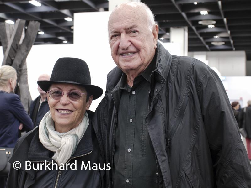 Don und Merea Rubell, (Portrait)