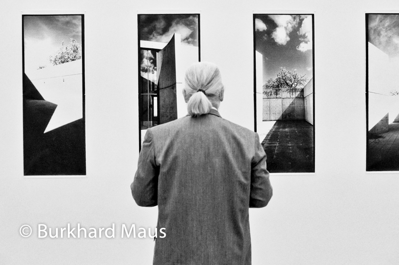 Karl Lagerfeld, (Portrait)