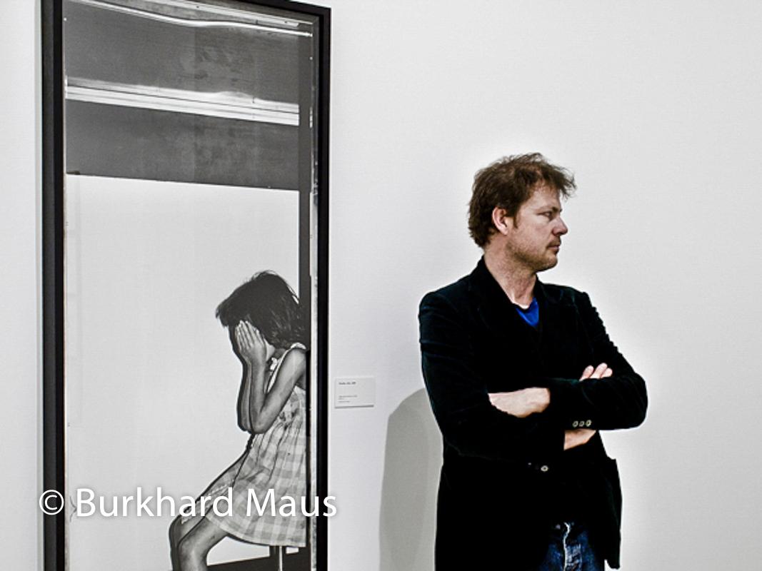 Mathieu Pernot, (Portait)