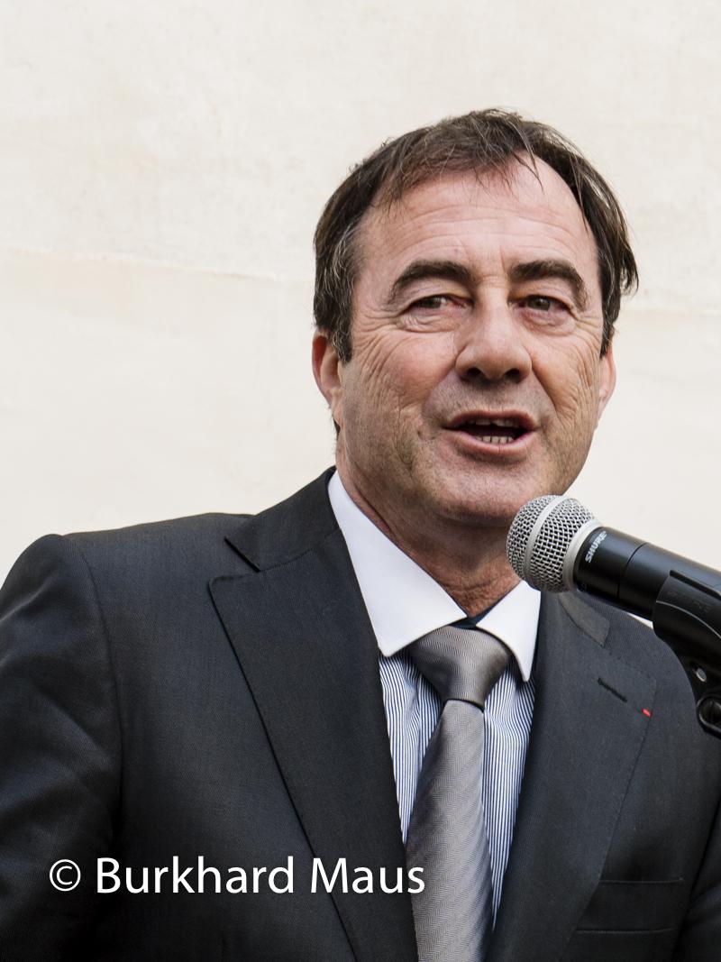 Hervé Schiavetti, (Portait)