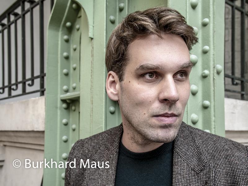 Martin Essl, (Portait)