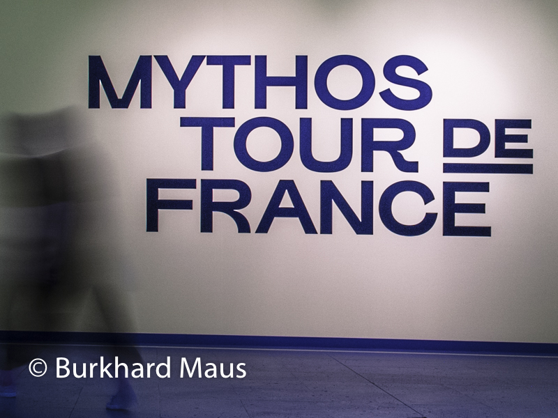 Mythos Tour de France, NRW-Forum