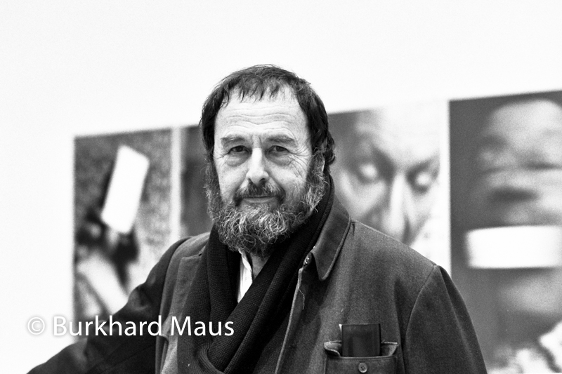 Harald Szeemann, (Portrait)