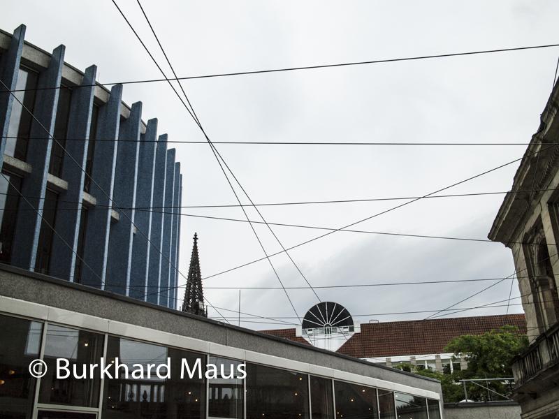 "Camp, (Ashok Sukumaran, Shaina Anand), ""Matrix"" (détail, Skulptur Projekte Münster 2017"