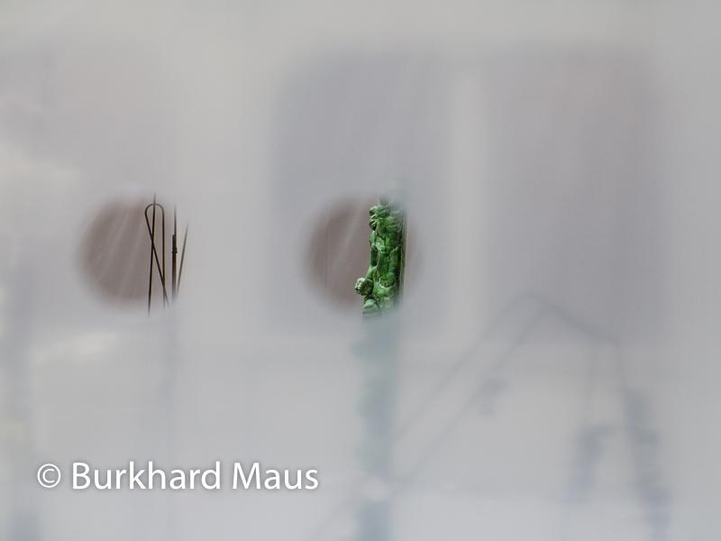 "Michael Dean, ""Tender Tender"" (détail), Skulptur Projekte Münster 2017"