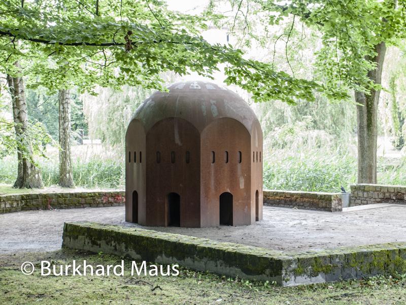"Thomas Schütte, ""Nuclear Temple"", Skulptur Projekte Münster 2017"