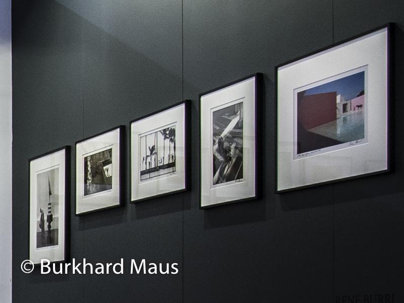 René Burri, Bildhalle Galerie, photo basel