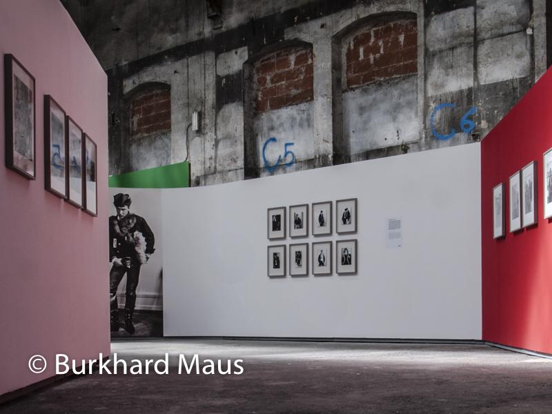 Karlheinz Weinberger, Les Rencontres d'Arles 2017, Galerie Esther Woerdehoff, Paris