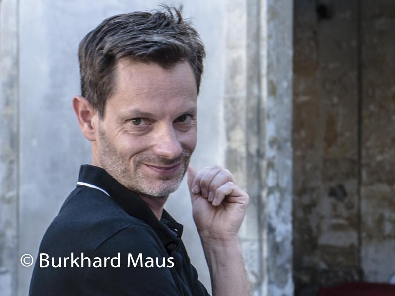 Sam Stourdzé, (Portrait), Les Rencontres d'Arles 2017, Arles