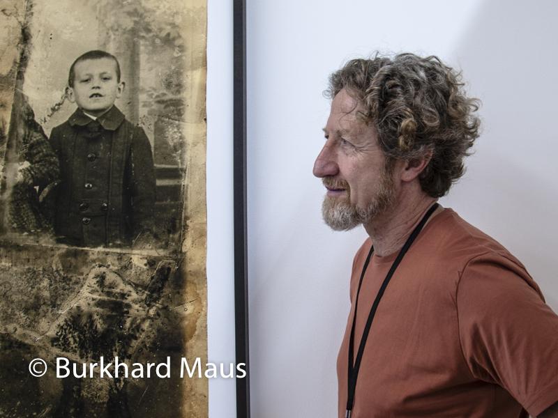 Gideon Mendel, (Portrait), Les Rencontres d'Arles 2017