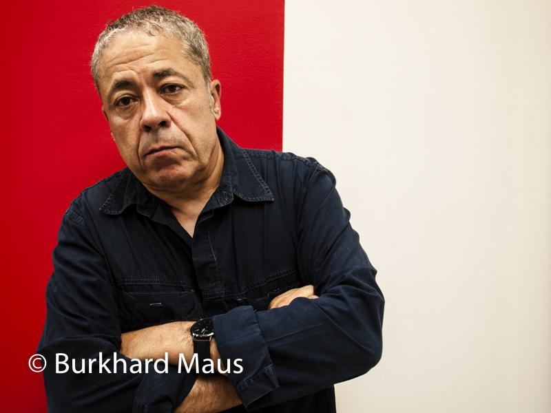 François Cheval, (Portrait), Les Rencontres d'Arles 2017, Arles
