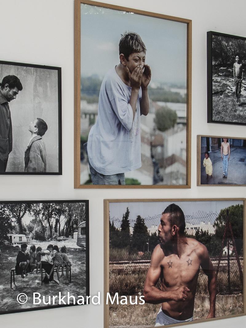 """Mathieu Pernot,""""Les Gorgan"""" (détail), Les Rencontres d'Arles 2017"""