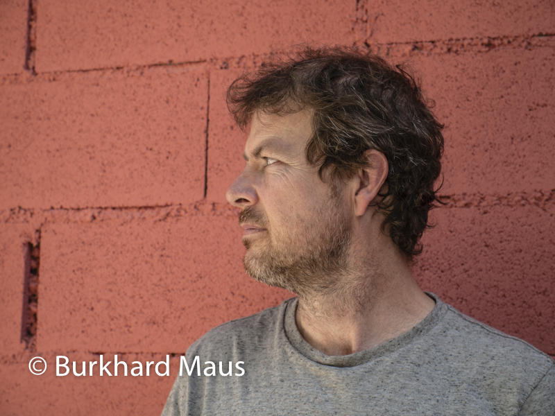 Mathieu Pernot, (Portrait)