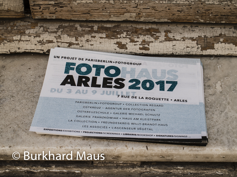 Rencontres photo d'arles 2017