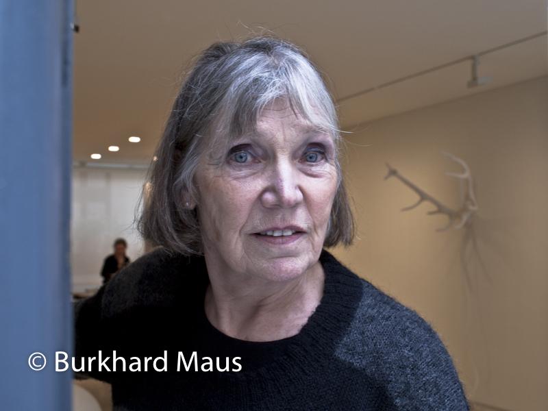 Inge Mahn, (Portrait)