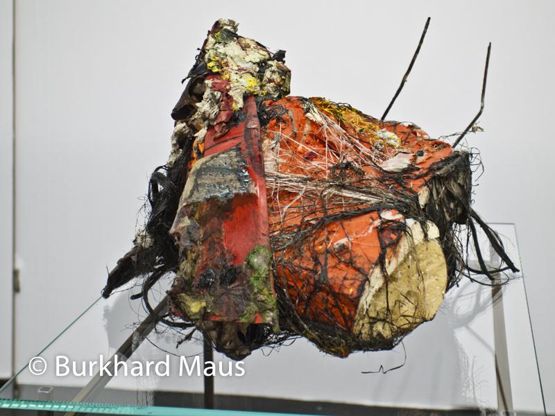 "Peter Buggenhout ""Gorgo #33"", Galerie Laurent Godin, Art Cologne 2015"