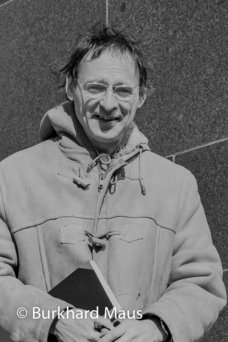 Harald Naegeli, (Portait)