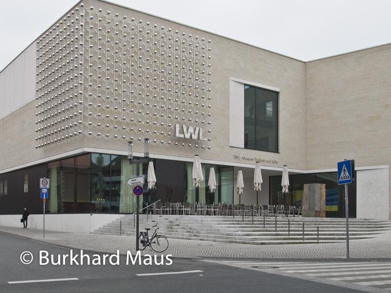Museum für Kunst und Kultur, (Gebäudeansicht, détail)