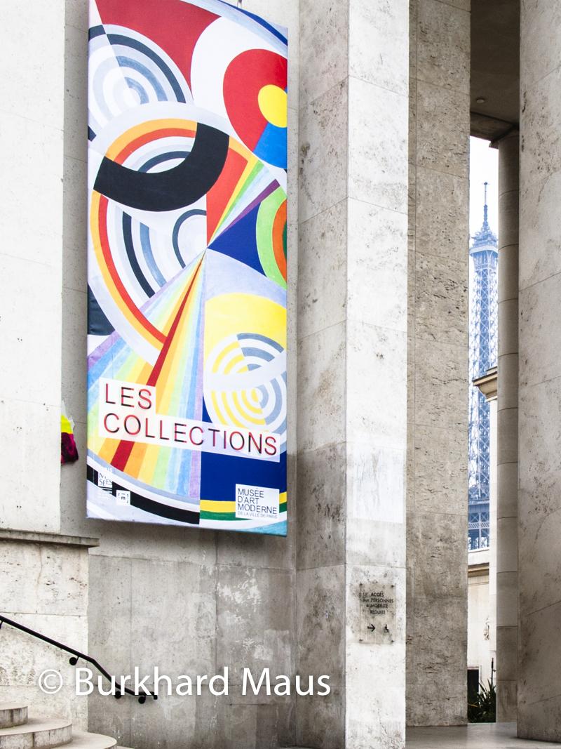 Musée d'Art Moderne de la Ville de Paris (détail) , Paris