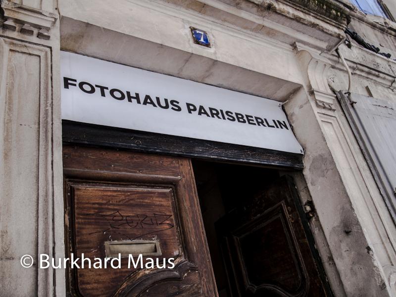 Les Rencontres d'Arles 2017, (Hauseingang zum Fotohaus)