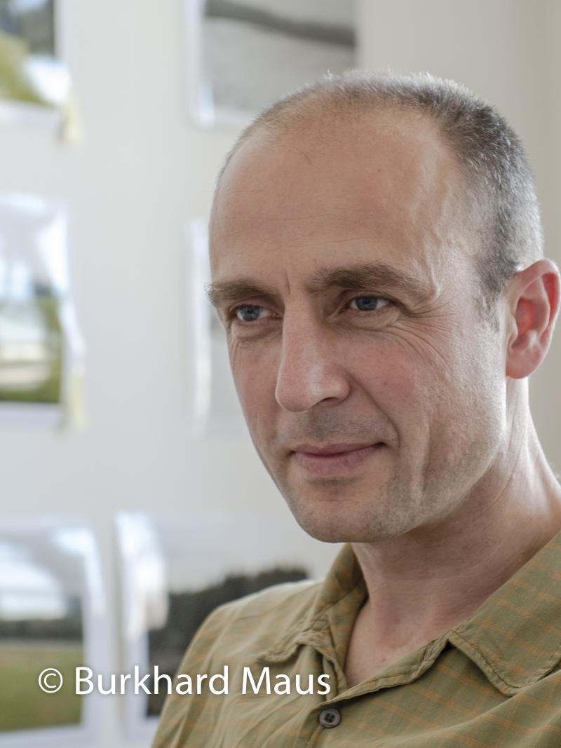 Bernhard Fuchs, (Portrait)