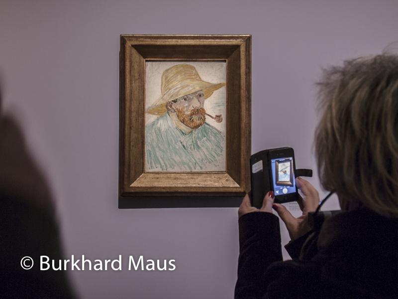 """Fondation Vincent van Gogh, (""""Auto-portrait"""")"""
