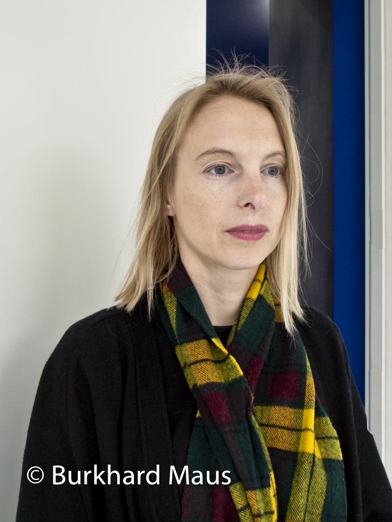 Camille Henrot, (Portrait)