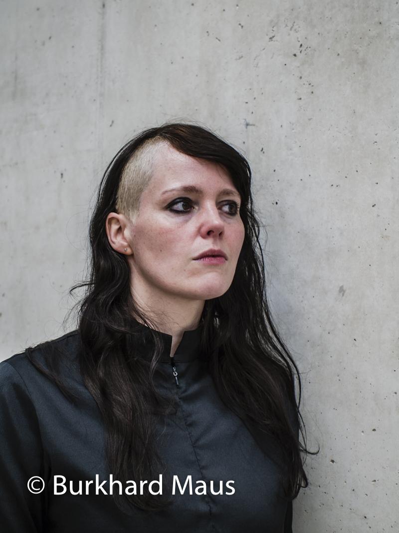 Johanna Reich, (Portrait)