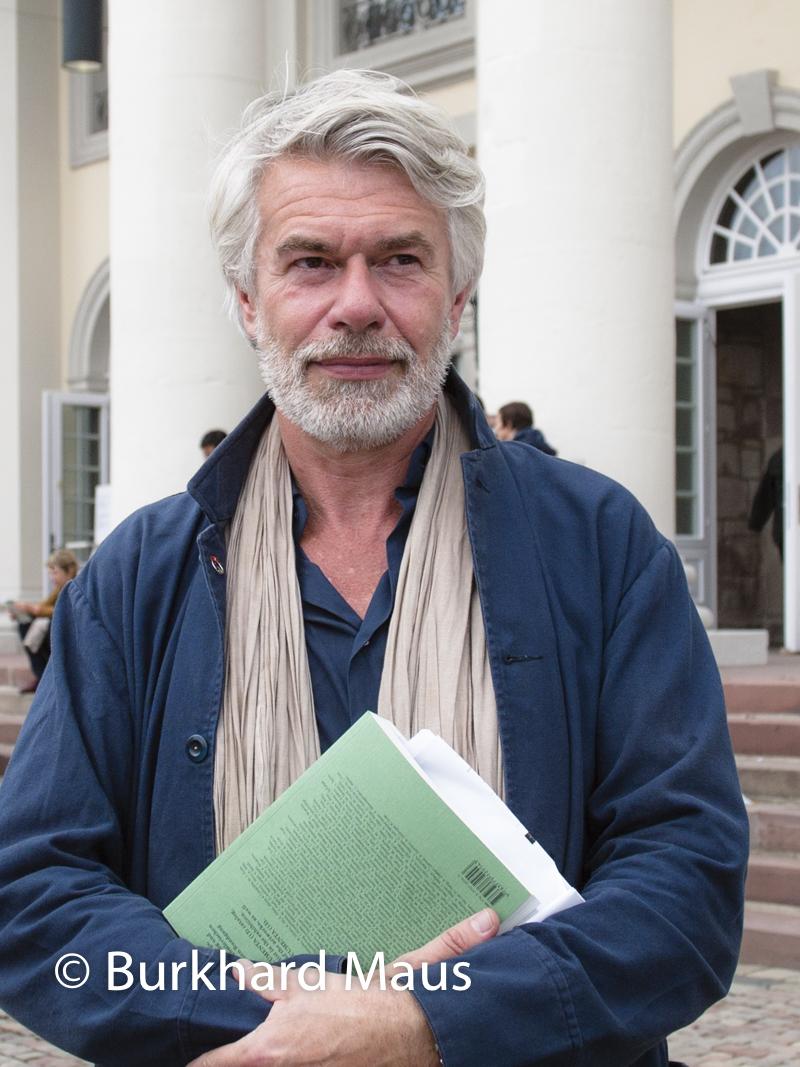 Chris Dercon, (Portrait)