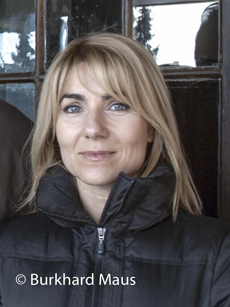 Katerina Gregos, (Portrait)